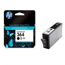 HP 364, CB316EE, čierna  - CB316EE