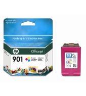 HP CC656AE, no. 901, 3-farebná, pre HP OfficeJet J4524  - CC656AE