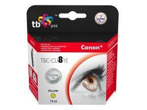 TB kompatibil s Canon CLI-8Y - TBC-CLI8YE