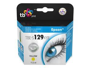 TB, žltá, čip, pre Epson T1294 - TBE-S1294YE