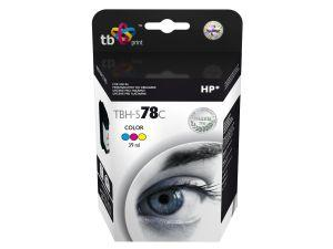 TB kompatibil s HP C6578AE (No.78) - TBH-578C