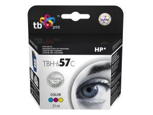 TB kompatibil s HP C6657AE (No.57) - TBH-657C