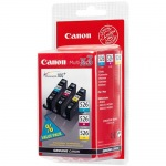Obrázok produktu Canon CLI-526, C/M/Y Pack, cyan, magenta, yellow