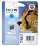 Obrázok produktu Epson DURABrite T0712, cyan, pre S D78 / DX4000 / 5000 / 6000