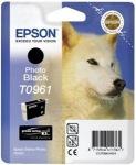 Obrázok produktu Epson UltraCHROME T0961, pre Stylus Photo R2880, foto čierna / photo black