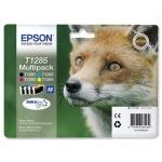 Obrázok produktu Epson DURABrite, MultiPack 4x, pre Stylus S22 / SX125 / SX425W / BX305F
