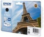 Obrázok produktu Epson DURABrite T7021, pre WP 4000 / 4500, čierna