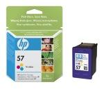 Obrázok produktu HP C6657A / no. 57, 3-farebná / colour