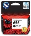 Obrázok produktu HP 655, CZ109AE, kazeta čierna