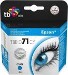 Obrázok produktu TB pre Epson T0712, cyan