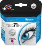Obrázok produktu TB pre Epson T0713, magenta