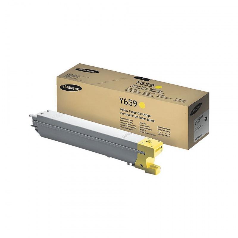 HP / Samsung CLT-Y659S / ELS 20 000 stran Toner Yellow - CLT-Y659S/ELS