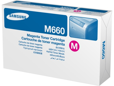 HP / Samsung toner magenta CLP-M660A - 2000 stran - ST919A
