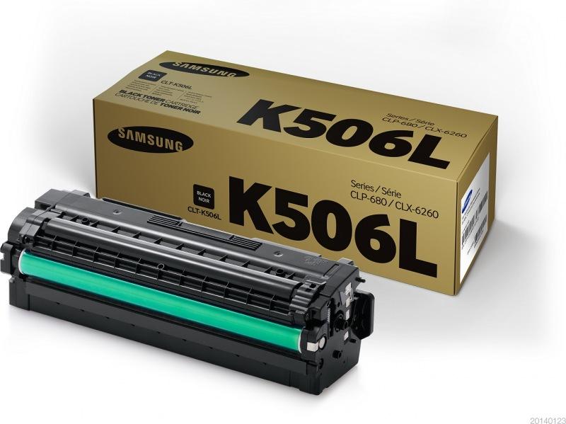 HP / Samsung CLT-K506L / ELS 6000 stran Toner Black - SU171A