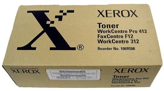 Xerox toner 106R00586 - 106R00586