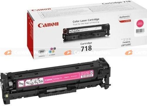 Canon toner CRG-718M - 2660B002