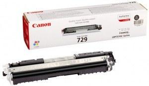 Canon toner CRG 729Bk - 4370B002