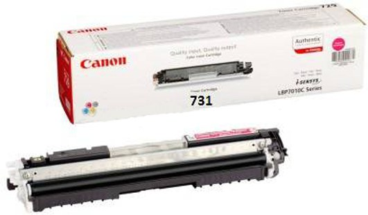 Canon toner 731 M - 6270B002