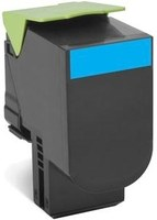 Lexmark toner 802SC - 80C2SC0