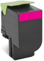 Lexmark toner 802SM - 80C2SM0