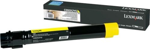 Lexmark toner C950X2YG - C950X2YG