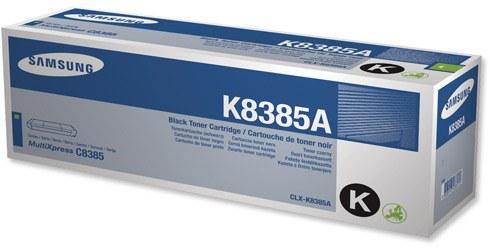 Samsung toner CLX-K8385A - CLX-K8385A/ELS