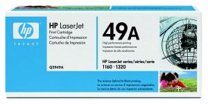 HP toner Q5949A - Q5949A