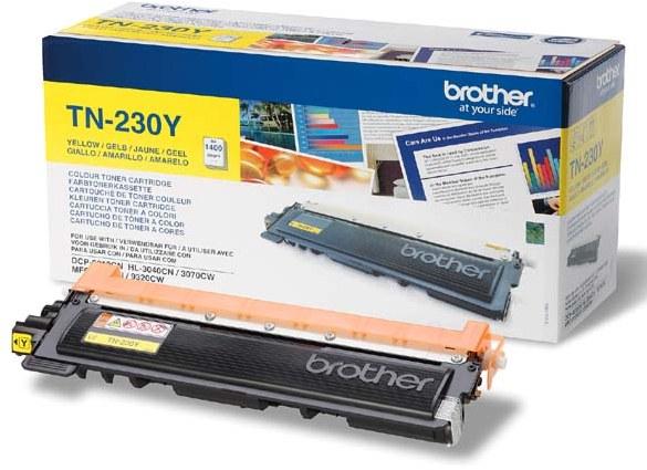 Brother toner TN-230 - TN230BK