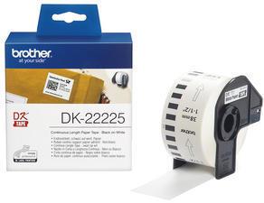 DK-22225 (bílá papírová role - DK22225