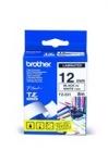 Obrázok produktu BROTHER TZ231 Black On White Tape (12mm)