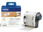 Obrázok produktu BROTHER DK11209 Small Adress Labels (800 ks), 29x62mm