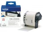 Obrázok produktu Brother DK-22205, papierová rolka, 62mm