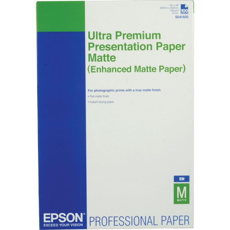 Enhanced Matte Paper - C13S041719