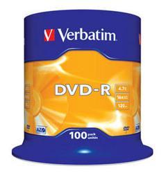 Verbatim médium DVD-R - ITVERB43549S
