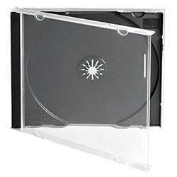 Box na 1CD, hrubý, čierny - SKITOBAL27001