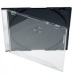 Obrázok produktu Box na 1CD, 5.2mm, slim, čierny