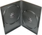 Obrázok produktu Obal na 2 DVD, Slim, 9 mm, čierny
