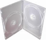 Obrázok produktu Obal na 2 DVD média, 14mm, priesvitný