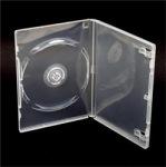 Obrázok produktu Box na 1 DVD, 14mm, priehľadný