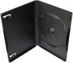 Obrázok produktu Obal na 1 DVD, 14 mm, čierny, 100ks v balení