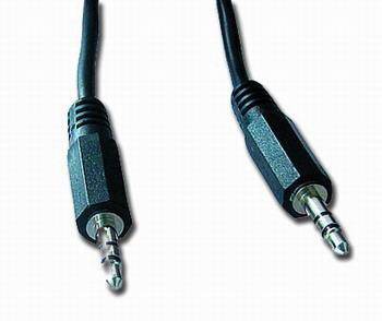 Gembird kábel jack 3,5mm - CCA-404-5M