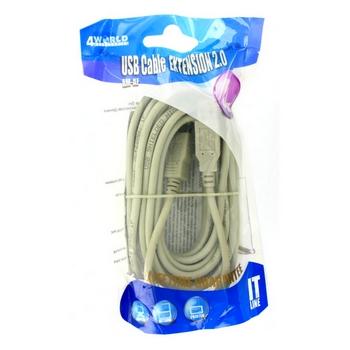 4World kábel USB 2.0 - 04682