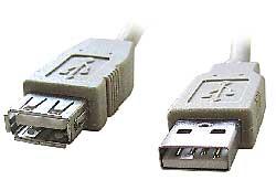 kábel USB 2.0 - SKKABUSB20PR5M