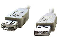 kábel USB 2.0 - SKKABUSB20PR2M