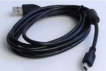 Gembird kábel USB 2.0 - CCF-USB2-AM5P-6