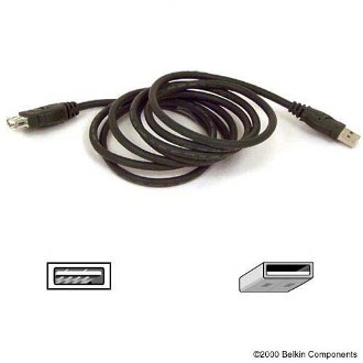Belkin, predlžovací kábel, 1,8m - F3U134b06