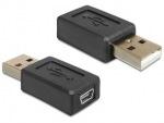 Obrázok produktu Delock redukcia USB, A(M) na mini B 5-pin (F)
