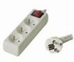 predĺžovací kábel 230V - PP3K-02
