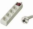 predĺžovací kábel 230V - PP4K-02