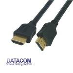 Obrázok produktu DATACOM kábel HDMI 1.4, 1m